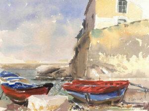 Boats, Peniche