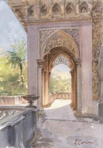 Arch Monserrate, Sintra