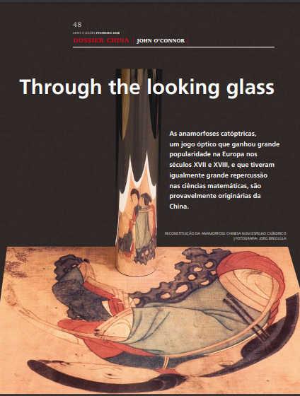 Artes e Leilões - Through the Looking Glass