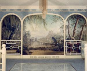 Chinoiserie Mural